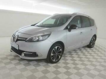 renault grand scenic 1.5 dci bose edition edc navi / s-cuir