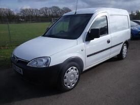 VAUXHALL COMBO 2000 CDTI - 40,000 MILES ONLY, White, Manual, Diesel, 2010