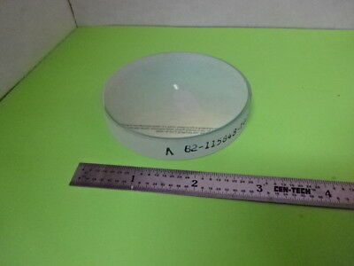 Optical Flat Fused Silica 3 Dia Dichroic Mirror Holed Laser Optics 5-a-20