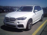 2014 BMW X5 5.0 /M-SPORT/ NAV/ REAR ENT/EXECUTIVE/ TECH/50I