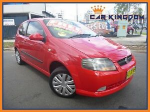 2006 Holden Barina TK 4 Speed Automatic Hatchback Homebush Strathfield Area Preview
