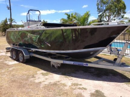 Heavy duty plate boat Palmerston Area Preview