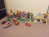 Peppa Pig Toys (as good as new) For Sale, Can sell as a bundle or individually