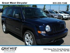 2017 Jeep Patriot Sport 4X2 **2.4L DOHC 16V Iâ'4 engine**: 6â'Sp