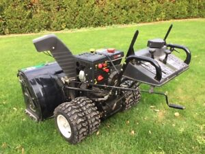 Snow blower  MTD two-stage 45 inches