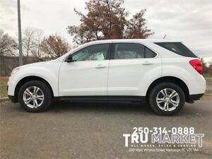 2014 CHEVROLET EQUINOX *AWD, ONE OWNER, FACTORY WARRANTY*