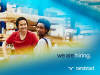 General Labour - Delta, BC Amazing Opportunity! Afternoon Shift