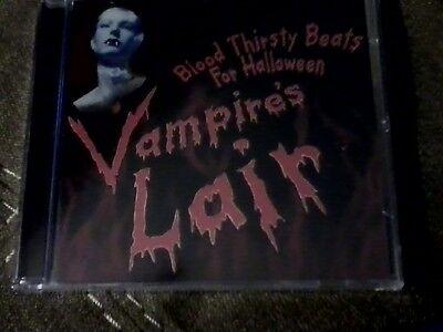Halloween CD VAMPIRE'S LAIR(2001)