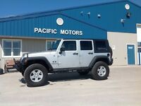 2007 Jeep Wrangler Unlimited X 4dr 4x4