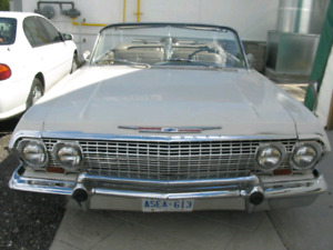Looking for 1963 impala convertible