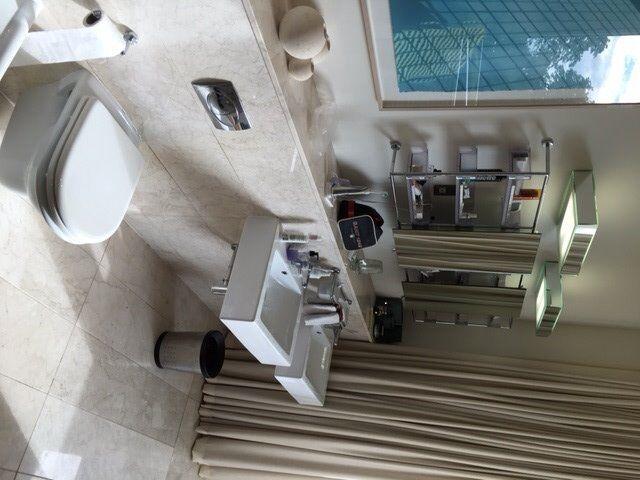 Bathroom Lights Edinburgh bathroom display cabinets with mirror and separate wall lights