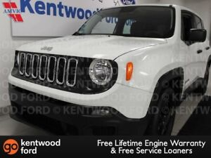 2015 Jeep Renegade SPORT FWD Renegade. Doesn't get better than t