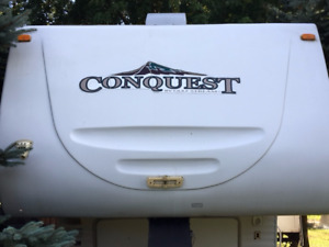 Gulfstream conquest 5th wheel