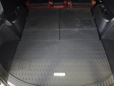 2016 2017 2018 2019 2020 Mazda CX-9 Rear Rubber Cargo Tray (3-piece) 00008BN10