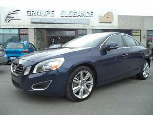 2011 Volvo S60-T6-AWD-TECH PACKAGE