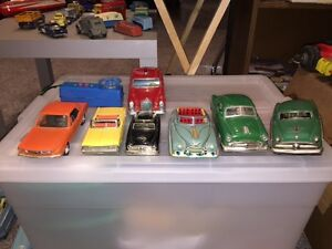 downsizing my old toy collection 1950s/1960s vintage toys