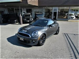 2012 MINI Cooper Coupe S - WITH NAVIGATION