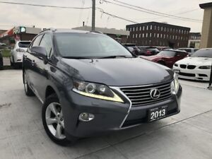 2013 Lexus RX 350 100 % ACCIDENT FREE/SUNROOF/ LEATHER
