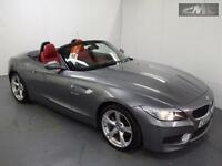 BMW Z4 SDRIVE 20i M SPORT ROADSTER, Grey, Manual, Petrol, 2013