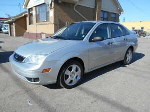 2007 FORD Focus SES 2.0L Automatic Loaded ONLY 91,000KMs