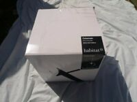 HABITAT BEDROOM CEILING LAMP [GLASS] BRAND NEW