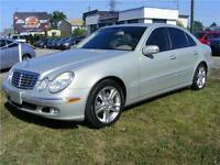 2004 Mercedes Benz E-Class 112000 km Like New. Hamilton Ontario Preview