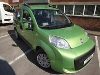 LHD 2010 Fiat Qubo/Doblo 1.4i Petrol 5 Door UK REGISTERED