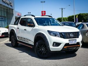 2019 Nissan Navara D23 Series 4 N-TREK White Sports Automatic Morley Bayswater Area Preview