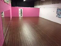 Studio for Rent:Fitness,Boot Camp,Personal Training -Scarborough