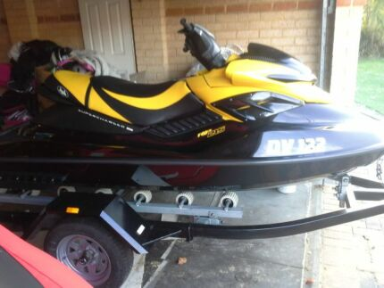 Seadoo 215 supercharged jetski Canning Vale Canning Area Preview