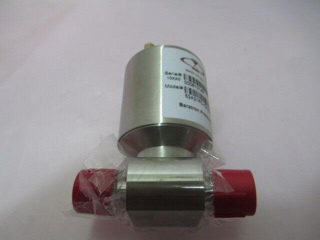 MKS 52A21PCH2AA007 Baratron Pressure Transducer, 20 PSIA, 29289-00, 423050