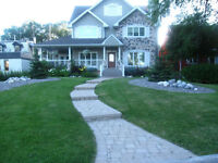 Now Booking for Season - Paving Stone Hardscapes & Landscaping