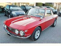 Great example of a classic Lancia Fulvia Coupe Rallye 1st series from 1967