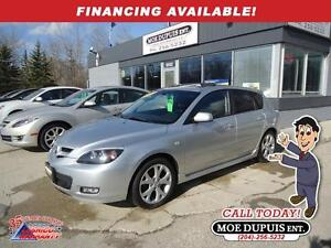 2008 Mazda Mazda3 GS *Ltd Avail*ONLY 131 000KMS!!