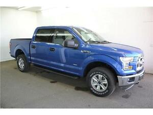 2015 Ford F-150 XLT ECOBOOST SUPERCREW 4X4