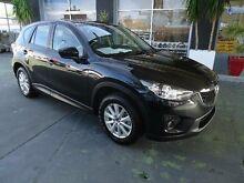 2012 Mazda CX-5 Maxx Sport (4x2) Black 6 Speed Automatic Wagon Hamilton Newcastle Area Preview