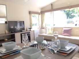 Beautiful static holiday home for sale Nr Rock, Padstow, Polzeath, Port Issac, Cornwall