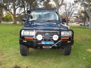 1995 TOYOTA LANDCRUISER GXL 6CYL 4.5LTR DUAL FUEL 4X4 WAGON! Mordialloc Kingston Area Preview