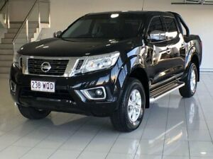 2015 Nissan Navara D23 ST Black 6 Speed Manual Utility Ashmore Gold Coast City Preview