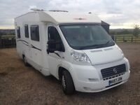 FIAT DUCATO FIXED BED DIESEL MOTORHOME
