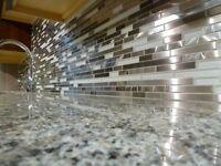Kitchen Range Stainless Backsplash Mosiactiles sale on this week