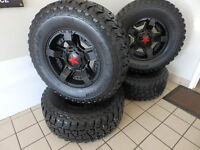 LT305/70R18 MICKEY THOMPSON TIRES WITH RIMS