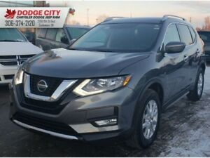 2018 Nissan Rogue SV AWD | Htd.Seats, Bup Cam, BTooth