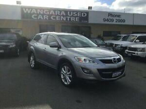 2011 Mazda CX-9 10 Upgrade Luxury (FWD) Charcoal Grey 6 Speed Auto Activematic Wagon