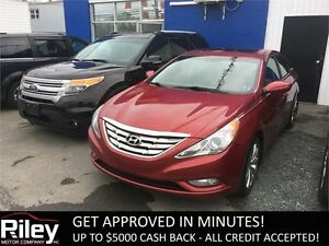 2013 Hyundai Sonata Limited STARTING AT $123.41 BI-WEEKLY