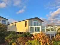 Stunning pre-owned static holiday home available with new decking and site fees included