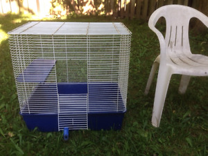 Rat Manor Gerbil Mouse Hamster Small Animal Cage - 2 feet tall