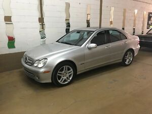 2007 Mercedes-Benz Classe-C 3,0 L AVANTGARDE 4Matic AWD