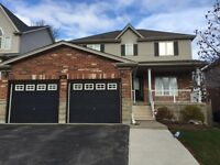 Gorgeous 4 Bedroom Home Available February 1st on Elmira Rd