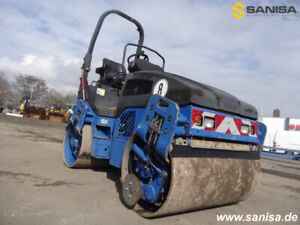 BOMAG BW 125 AD-4 Walze/120/Top Zustand
